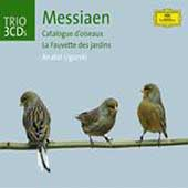 Trio - Messiaen: Catalogue d'Oiseaux, La Fauvette / Ugorski