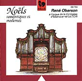 Romantic and Modern Noëls / René Oberson