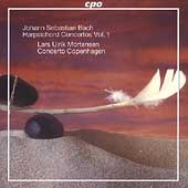 Bach: Harpsichord Concertos Vol 1 / Mortensen, et al