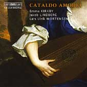 Cataldo Amodei: Songs;  Zamboni, Storace / Kirkby, Lindberg