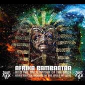 Afrika Bambaataa: Dark Matter Moving at the Speed of Light