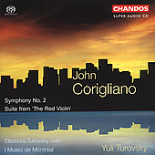 Corigliano: Symphony no 2, etc / Turovsky, et al