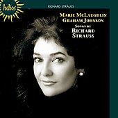 R. Strauss: Songs / Marie McLaughlin, Graham Johnson