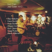 Sam Crain: Jazz Guitar, Vol. 2