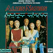 Steve Dorff (Songwriter/Composer): Alien Nation [Music from the Original Television Scores]