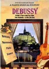 A Musical Journey - Debussy: Orchestral Works [DVD]