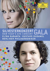 New Year's Eve Concert 2010 / Dudamel/Berlin PO, Garanca [DVD]