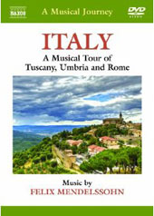 A Musical Journey: Italy / Music by Mendelssohn [DVD]