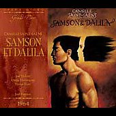 Grand Tier - Saint-Saëns: Samson et Dalila/ Fournet, Vickers