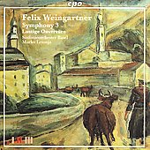 Weingartner: Symphony no 3, etc / Letonja, Basel SO