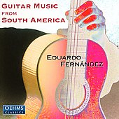 Guitar Music from South America / Eduardo Fern&aacute;ndez