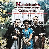 Mendelssohn: Piano Trios Op 49 & Op 66 / Guarneri Trio
