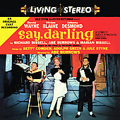 Original Broadway Cast: Say, Darling [Original Cast Recording]