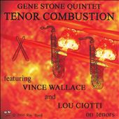 Gene Stone (Drums): Tenor Combustion *