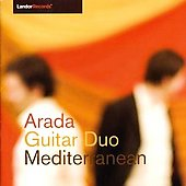 Mediterranean - Georginakis, Rodrigo, etc / Arada Guitar Trio