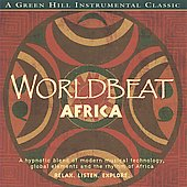 David Huff/David Lyndon Huff: Worldbeat Africa