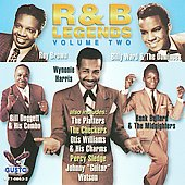 Various Artists: R&B Legends Volume Two