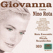 Giovanna canta Nina Rota