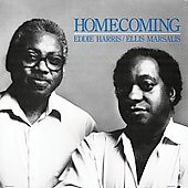 Eddie Harris/Ellis Marsalis: Homecoming