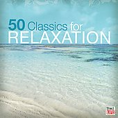 50 Classics for Relaxation / Ingman, Gerhardt, Gamley, et al