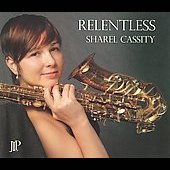 Sharel Cassity: Relentless