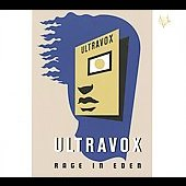 Ultravox: Rage in Eden [Bonus Disc] [Slipcase]