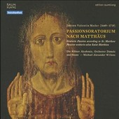Oratorio Passion After St Matthew (willens, Kolner Akademie)