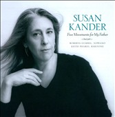 Susan Kander: Five Movements for My Father