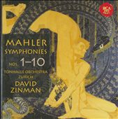 Mahler: Symphonies No. 1-10
