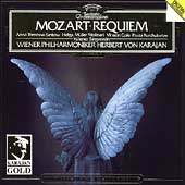 Karajan Gold - Mozart: Requiem / Vienna Philharmonic, et al