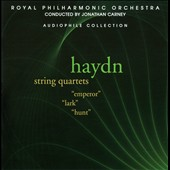 Haydn: String Quartets Nos. 1, 3 & 5 / Royal PO members