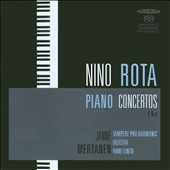 Nino Rota: Piano Concertos