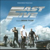 Fast Five, film score