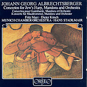 Albrectsberger: Concertos for Jew's Harp & Mandora