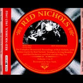 Red Nichols: The Complete Brunswick Sessions, Vol. 3 [Box]