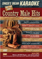 Karaoke: Karaoke: Country Male Hits
