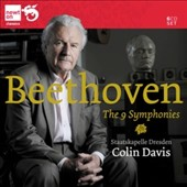 Beethoven: Complete Symphonies / Sir Colin Davis