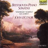 Beethoven: Piano Sonatas Vol II / John O'Conor