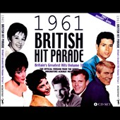 Various Artists: 1961 British Hit Parade, Pt. 1: Jan-April [Box]