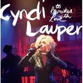 Cyndi Lauper: From Memphis with Love: Live