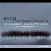 Bach: St John Passion / Kobow, MacLeod, Hopkins, Watson, Mercer, Webster, et al.