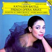 French Opera Arias / Kathleen Battle, Chung, et al