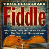 Various Artists: True Bluegrass Fiddle