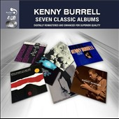 Kenny Burrell: 7 Classic Albums