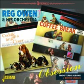 Reg Owen & His Orchestra: Obsession: Two Stereo Albums + Bonus Singles