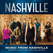 Various Artists: The Music of Nashville: Complete Season One