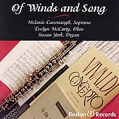 Of Winds And Song / Cavenaugh, McCarty, York
