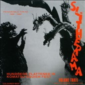 Various Artists: Slitherama, Vol. 3: Psychedelic Tokyo 1966-1969