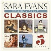 Sara Evans: Original Album Classics, Vol. 2 [Box] *