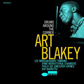 Art Blakey: Drums Around the Coner